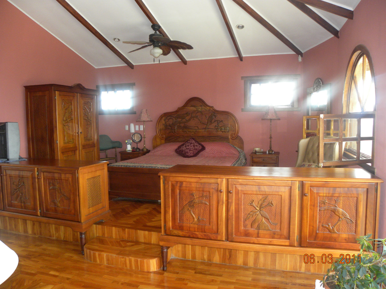Beautiful House With 360 Dream View Of The Sea And The Mountains  # Muebles Sarchi Guadalupe